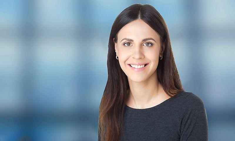 """Aušra Vainorienė, advokatų profesinės bendrijos """"iLAW"""" teisininkė."""