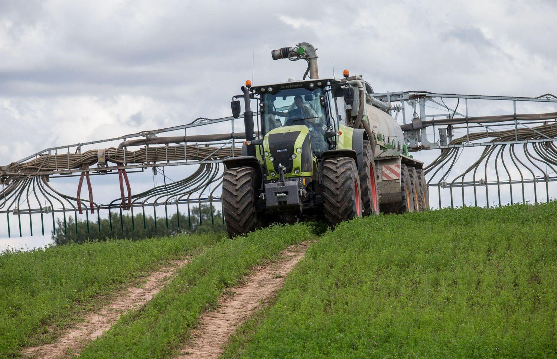 Nuo lietaus kenčiantiems ūkininkams siūlo draustis patiems