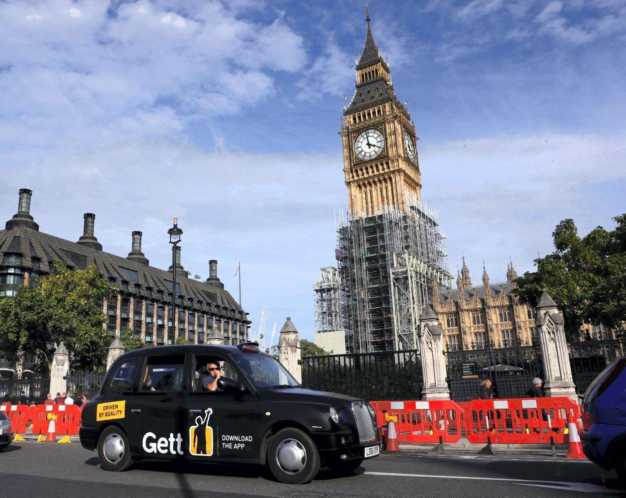 """""""Uber"""" atsigavimo planąnukėlė nesėkmė Londone"""