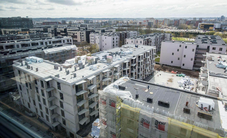 NT rinkos dalyviai tikisi, kad butų kainos dar ūgtels ir brangs nuoma