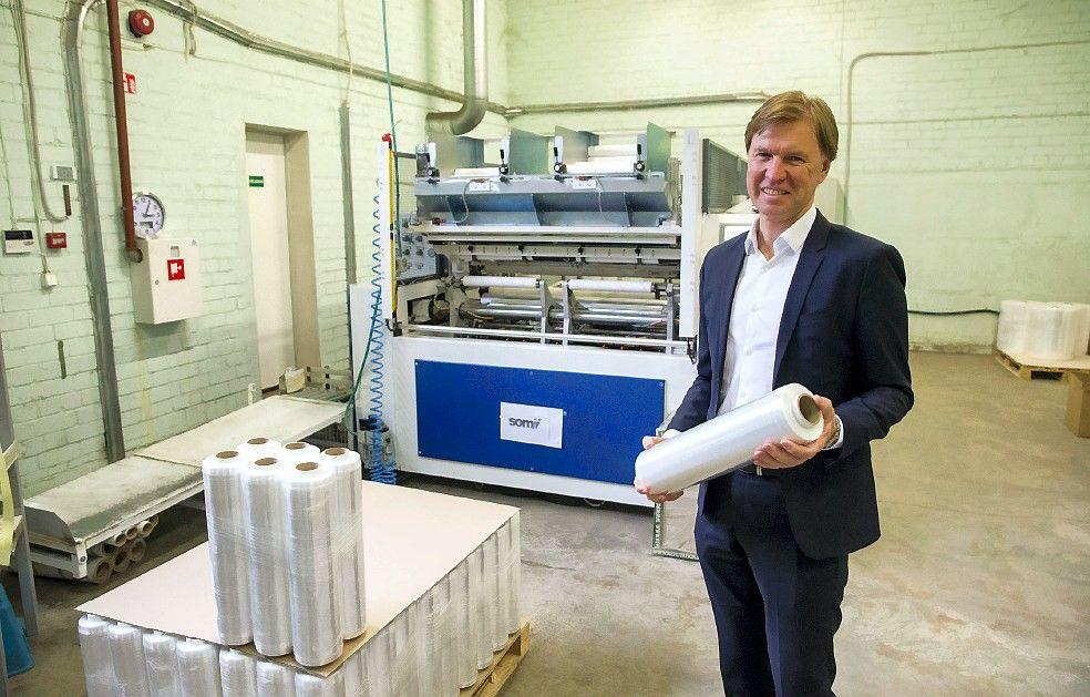 Lietuvių gaminama inovatyvi pakavimo plėvelė pranoksta konkurentus iš Vakarų