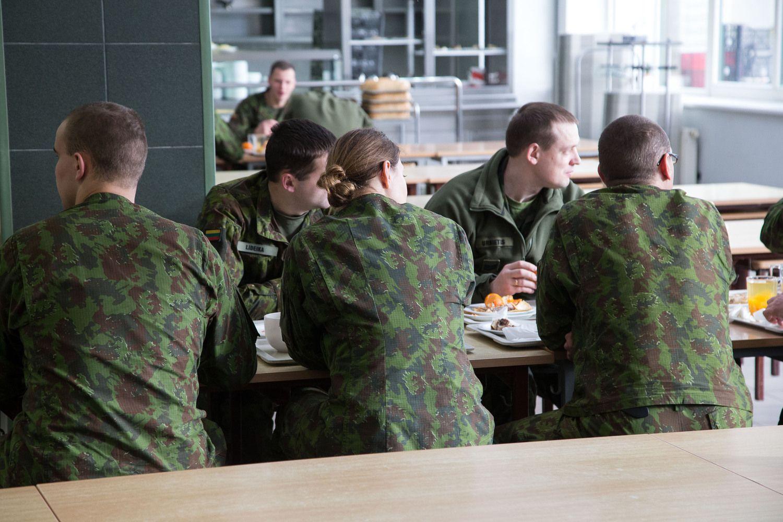 Rukloje už 5,5 mln. Eur iškils naujos kareivinės