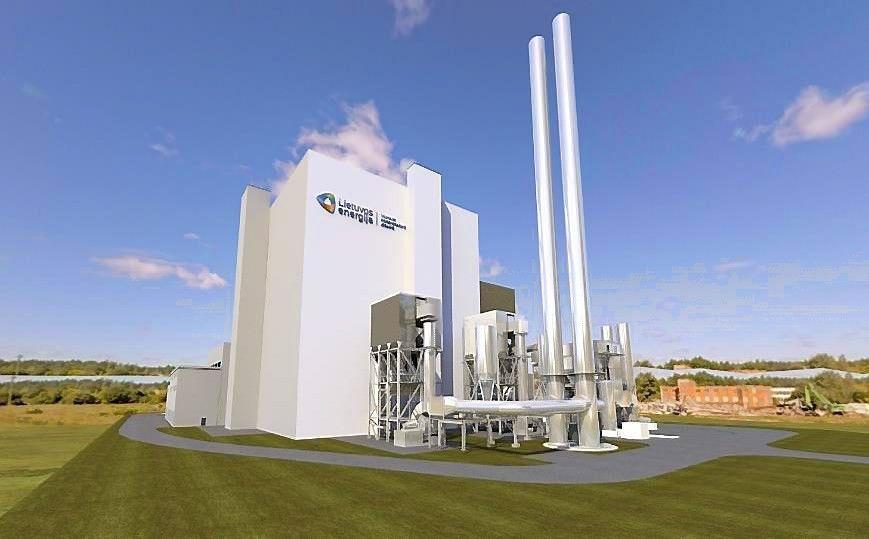 Kaip atliekų sektorių pakeis Vilniaus kogeneracinė jėgainė?