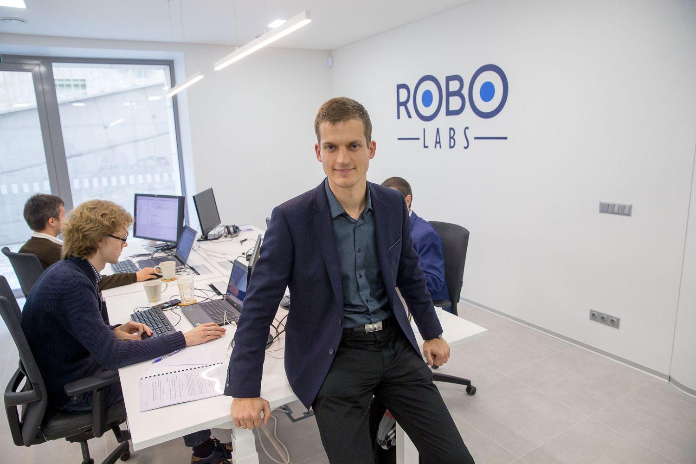 Buhalteriams siūlo įkinkyti robotus