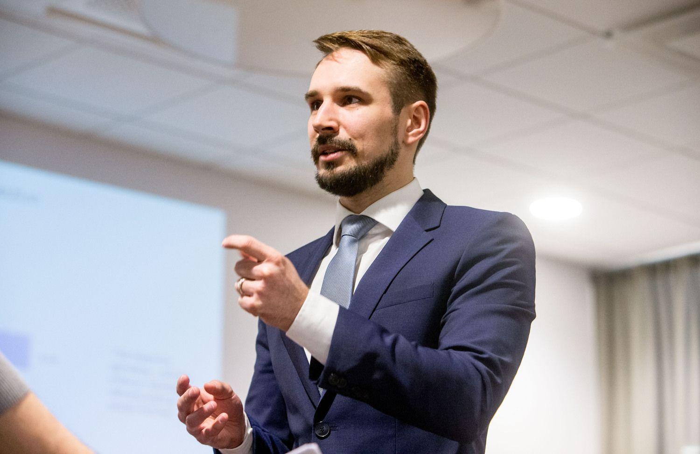 Rūkas: Baltijos šalių įmonių akcijos nėra brangios