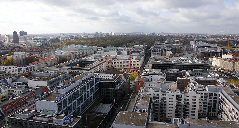 Didžiausia investicijų į biurus grąža prognozuojama Vokietijoje, Ispanijoje