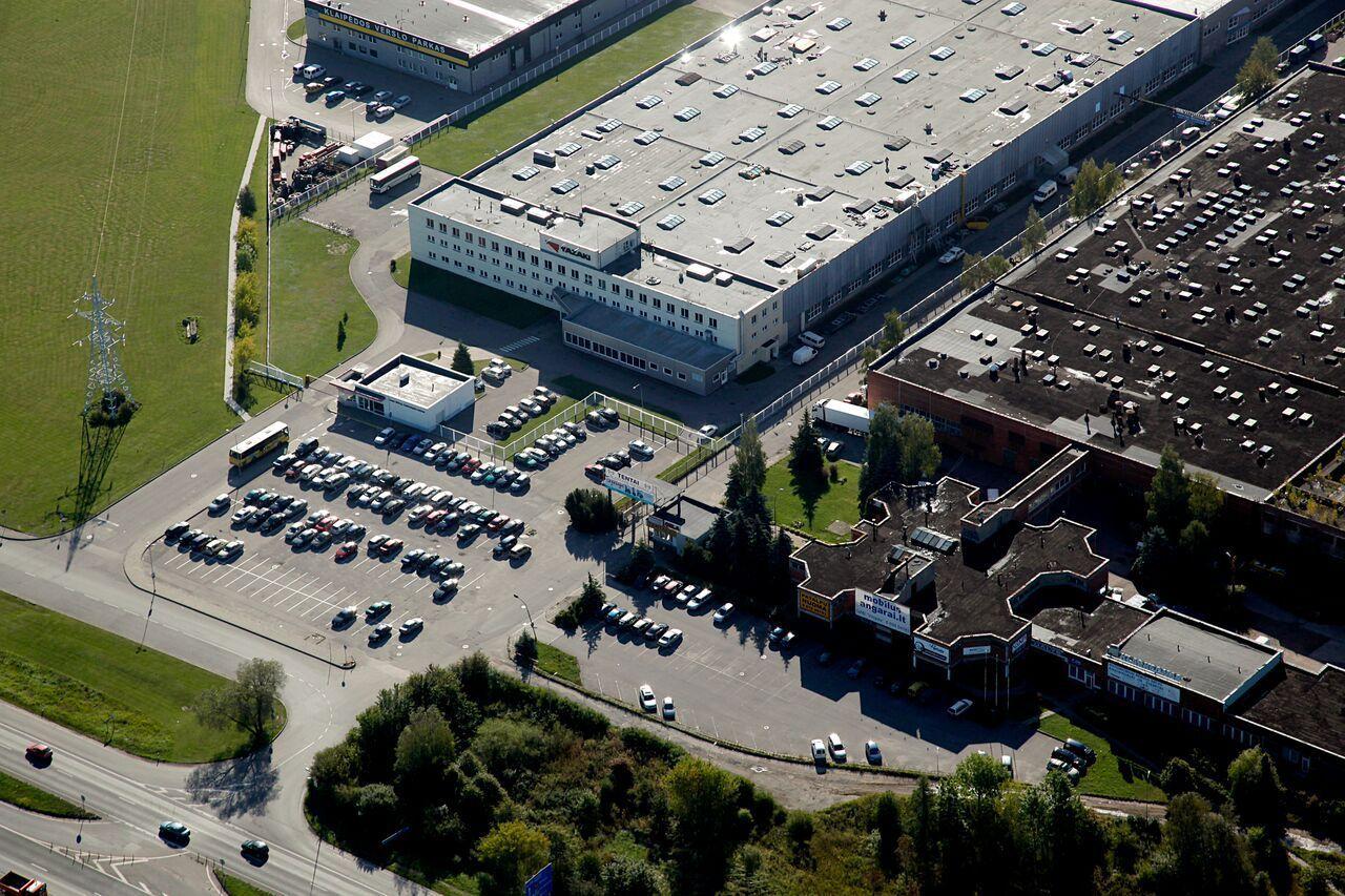 Japonijos bendrovė Klaipėdoje kuria 400 naujų darbo vietų