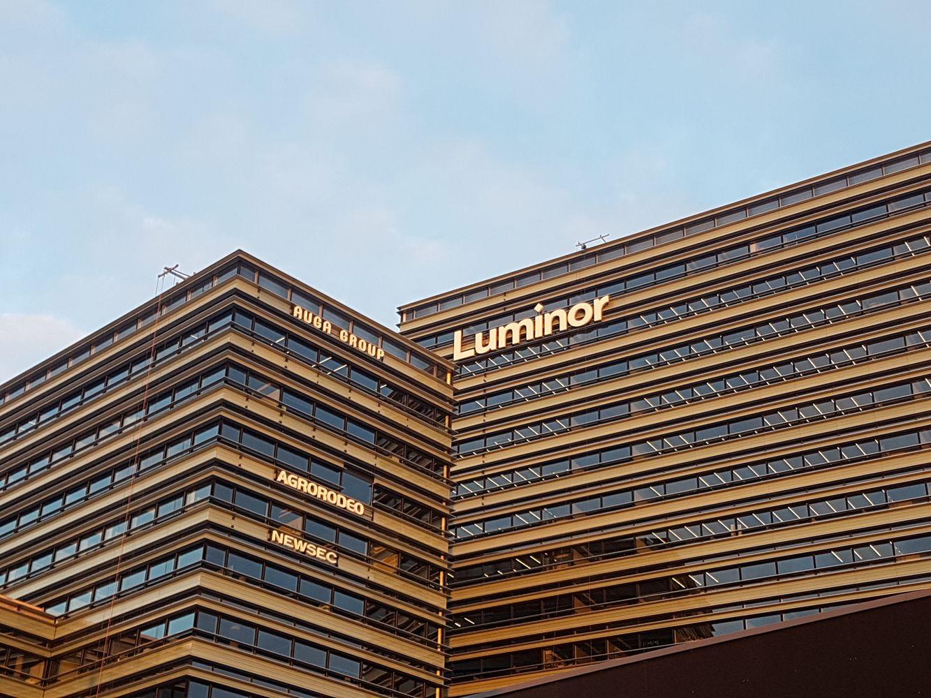 """Veiklą oficialiai pradeda """"Luminor"""" bankas"""