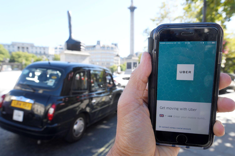 """Peripetijos Londone verčia keisti """"Uber"""" padalinio vadovybę"""