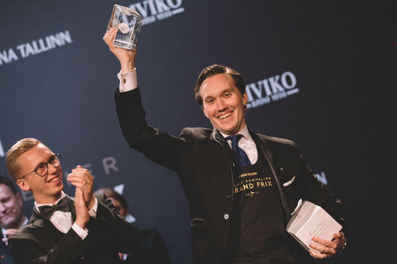 Baltijos šalių someljė čempionatą laimėjo lietuvis, bet geriausias buvo švedas
