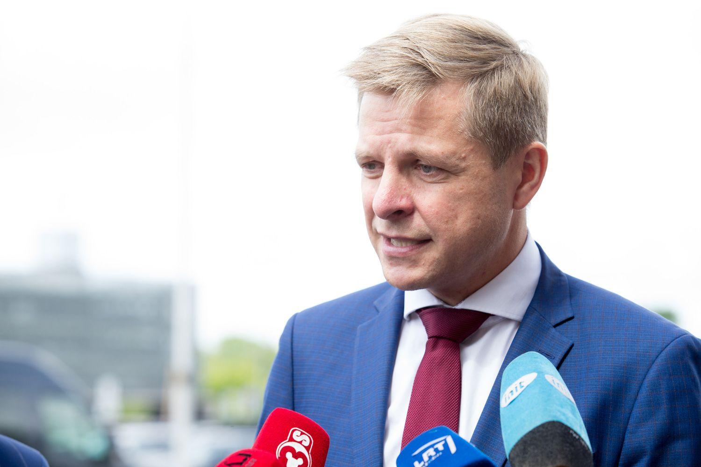 Šimašius iš Vilniaus valdžios išmeta konservatorius