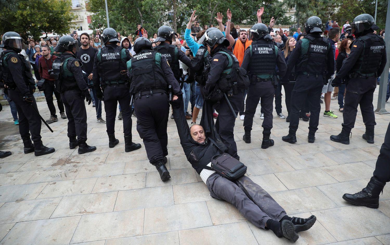 Katalonijos lyderis: 90% balsavusiųjų pasisakė už nepriklausomybę