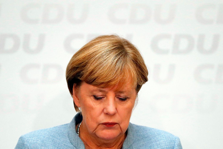 Vokietijos politinis paveikslas – rūgšti piliulė verslui
