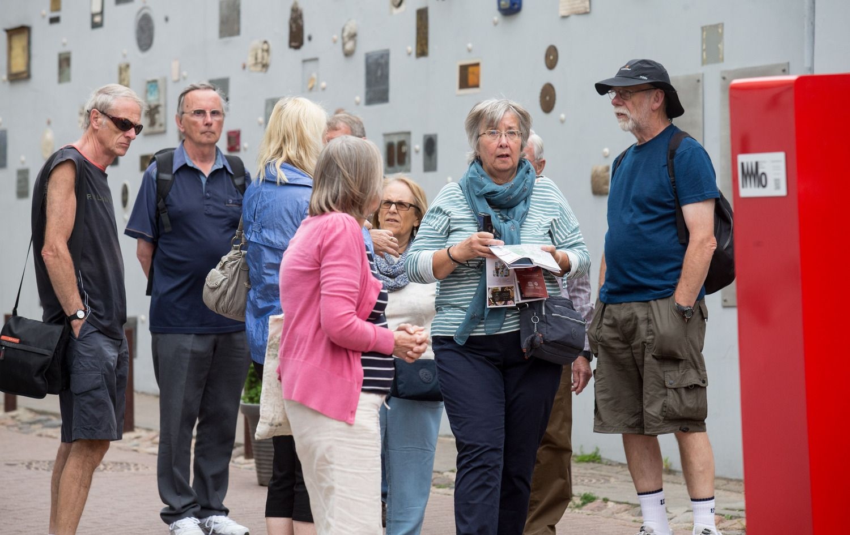 Užsienio turistai Lietuvoje šiemet I pusmetį išleido 630 mln. Eur