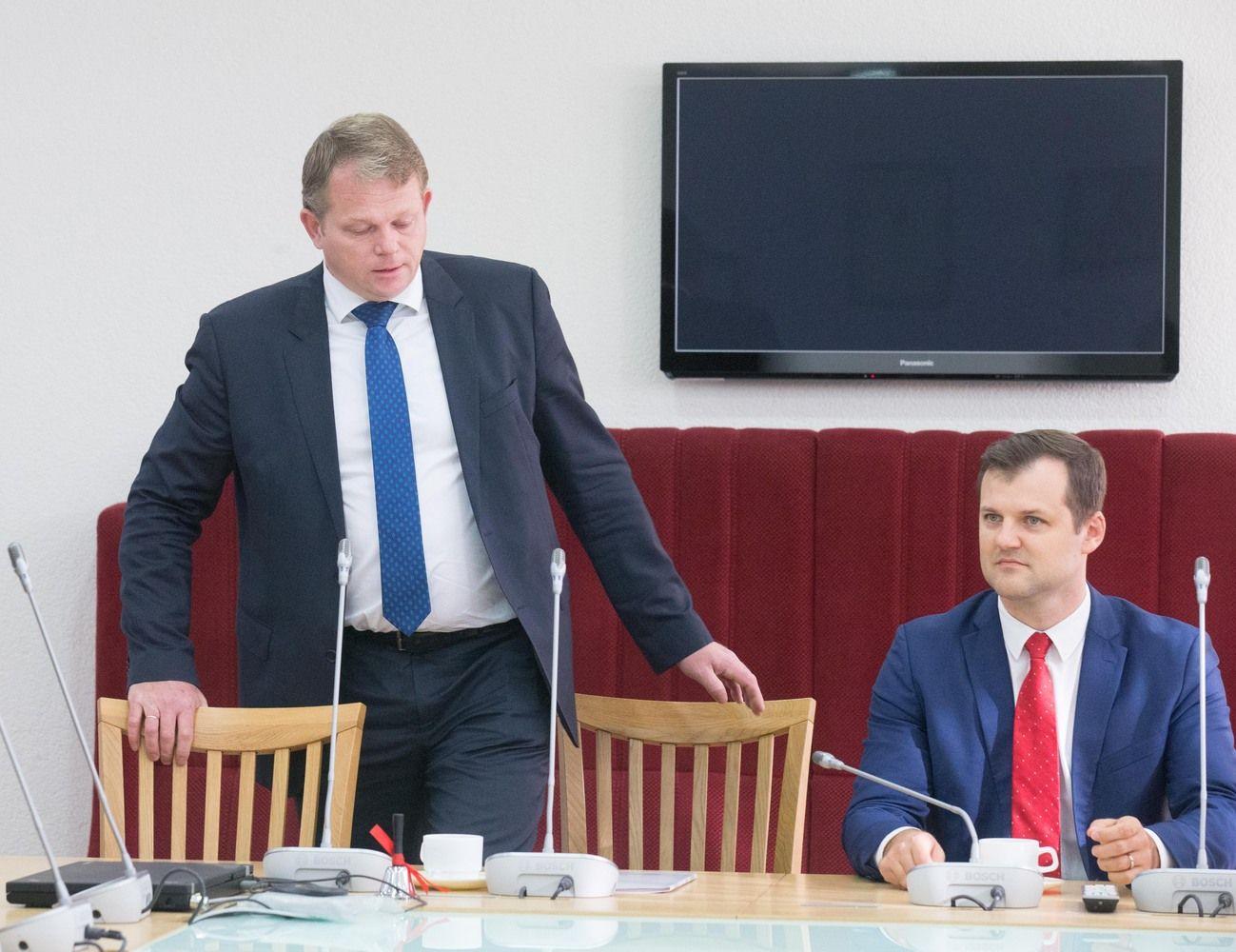 Seimo socialdemokratai gali pakeisti savo frakcijos pavadinimą