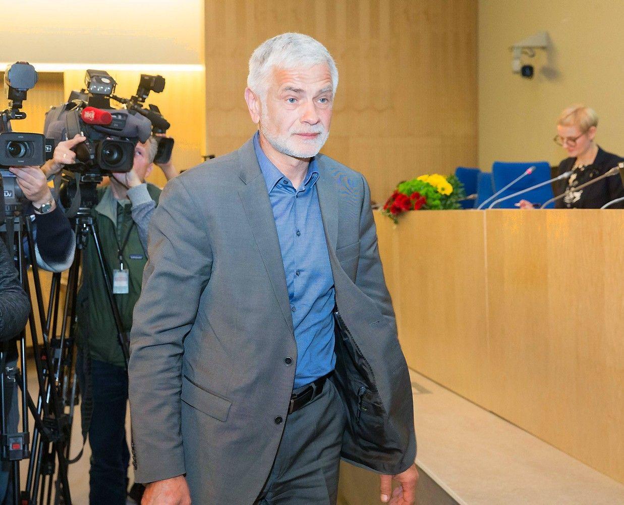 Vyriausybės sprendimas: Lietuvoje – ekstremali situacija