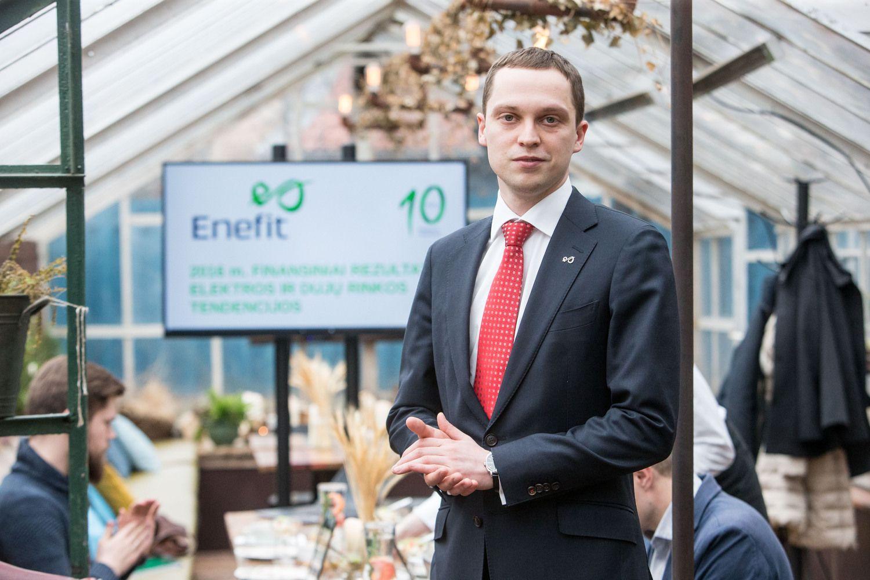 Pradeda veikti naujas gamtinių dujų tiekėjas verslui