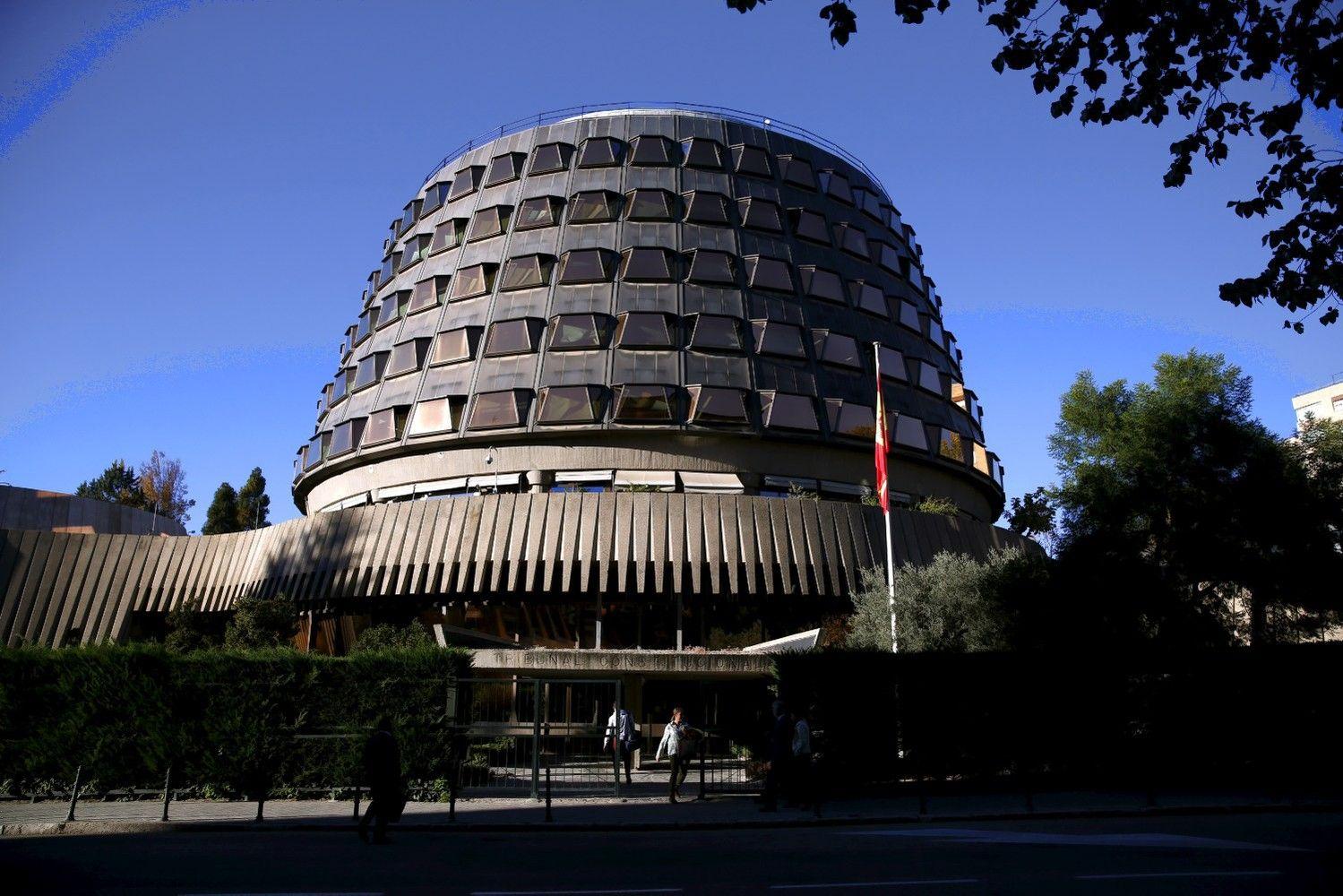 Ispanijos Konstitucinis Teismas suspendavo Katalonijos parlamento posėdį