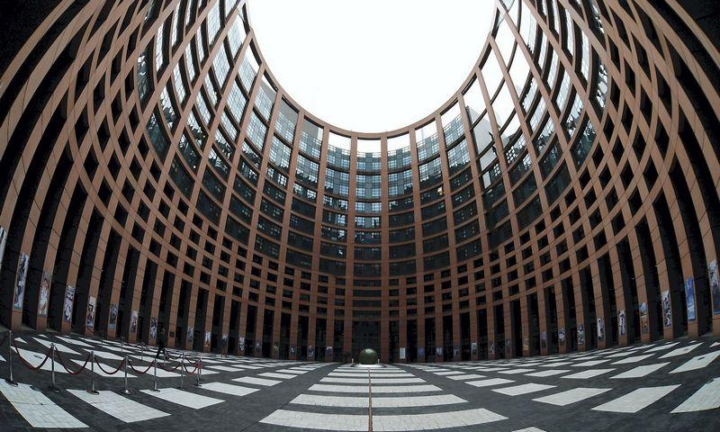 """Europos Parlamentas. Aleksejaus Vitvitskio (""""Sputnik"""" / """"Scanpix"""") nuotr."""