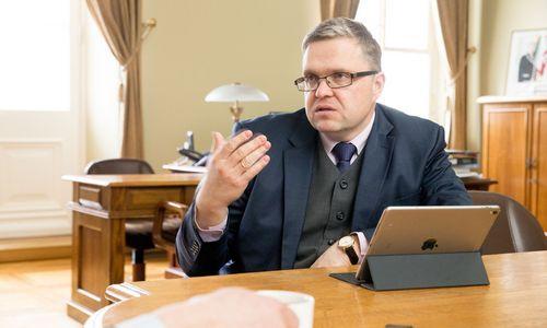 Vasiliauskas: pajamų nelygybė – viena didžiausių Lietuvos ydų