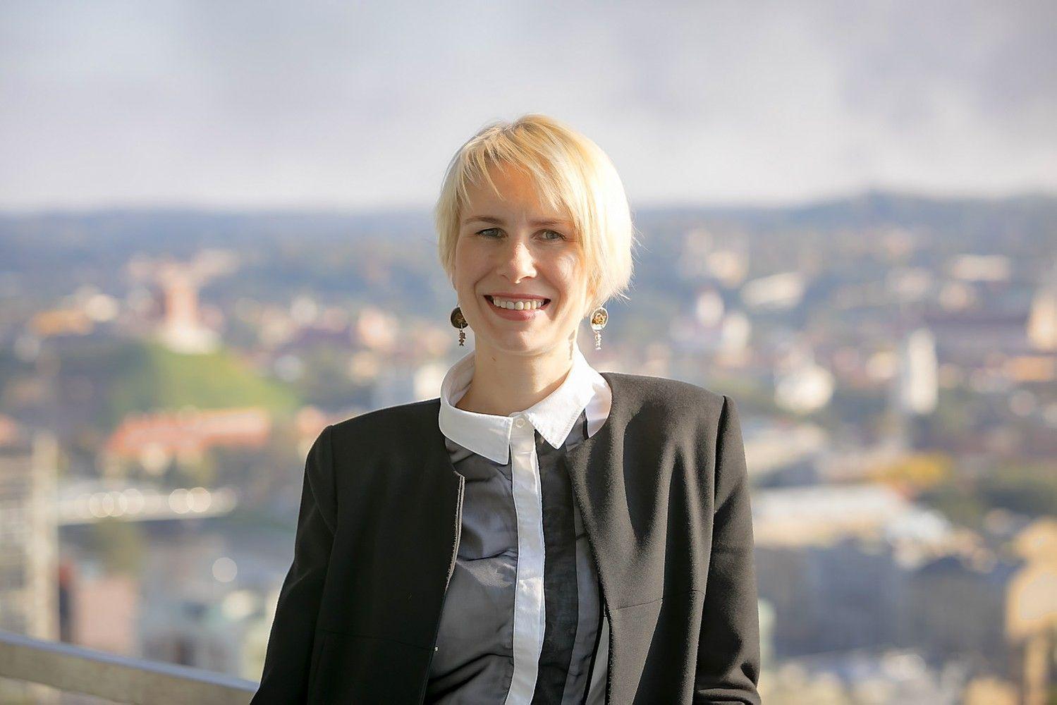 """""""Go Vilnius"""" turi naują vadovę"""