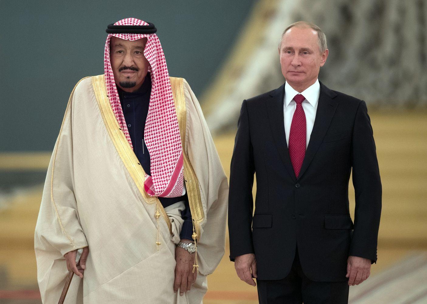 Rusija ir Saudo Arabija: po nepasitikėjimo epochos– netikėta draugystė