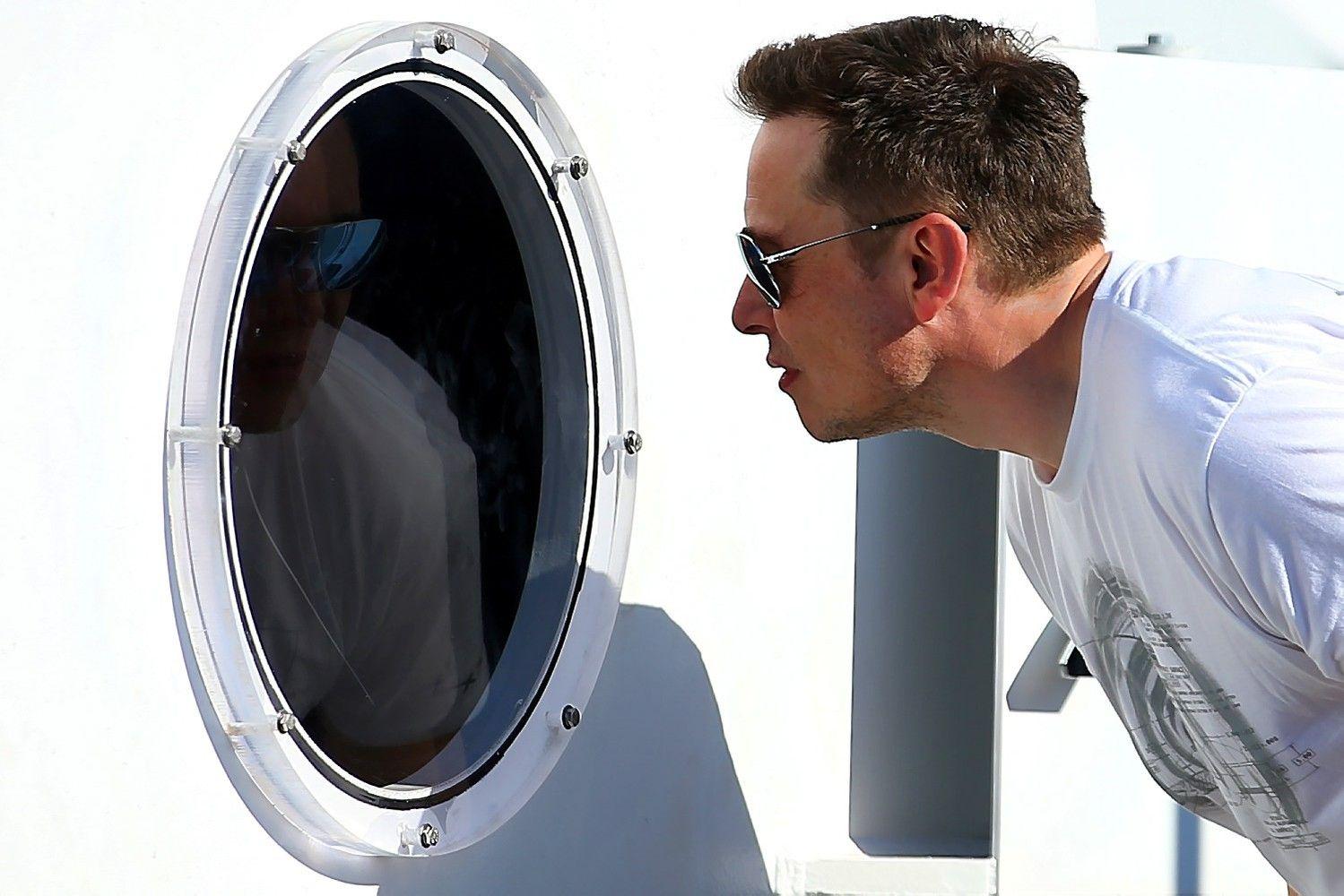 Keli Elono Musko perversmai