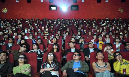 Kinijos sukčiavimas atima pinigus iš Holivudo