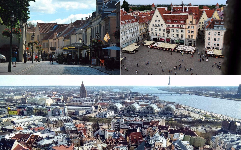 Ką Baltijos šalyse atrado britų žurnalistai