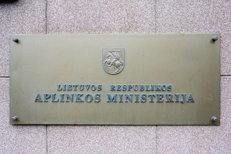 EBPO teigiamai įvertino Lietuvos galimybes įgyvendinti pokyčius aplinkos srityje