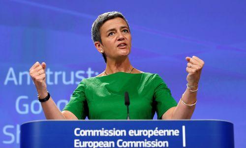 """Vestager vizitas: apie baudą """"Gazprom"""" ir valstybės lėšas Elektrėnams"""