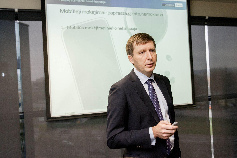 """""""Danske Bank"""" jungia Baltijos šalių bankininkystės platformas – investuoja 15 mln. Eur"""