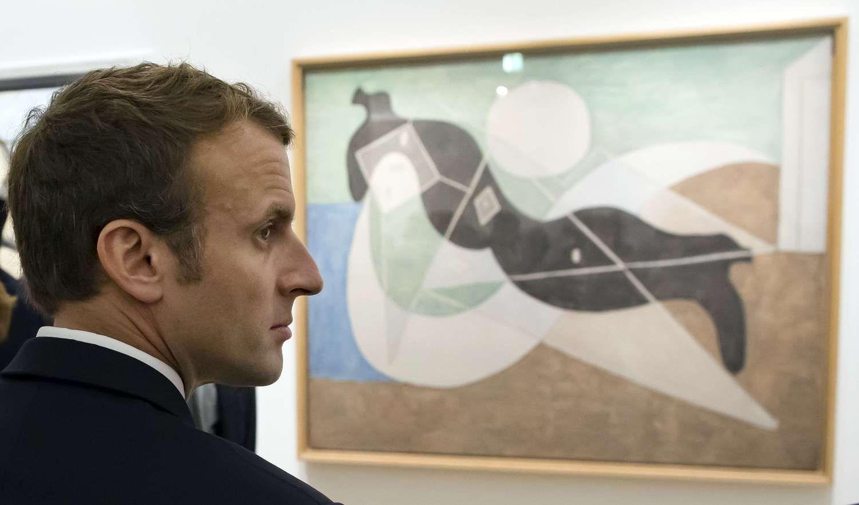 Paryžiuje atidaryta Picasso darbų paroda