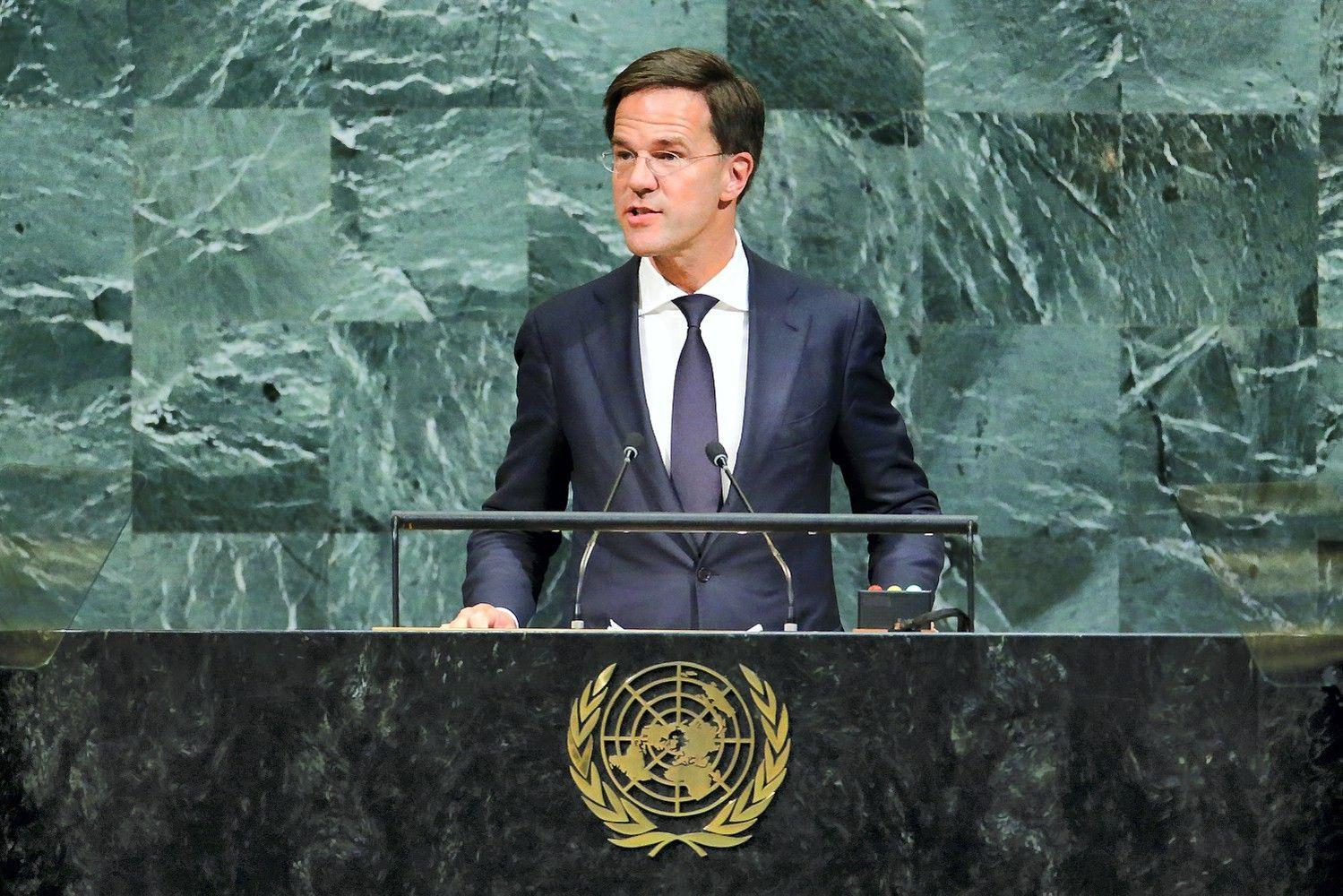 Po7 mėnesių derybų pagaliausutarta dėlNyderlandų vyriausybės