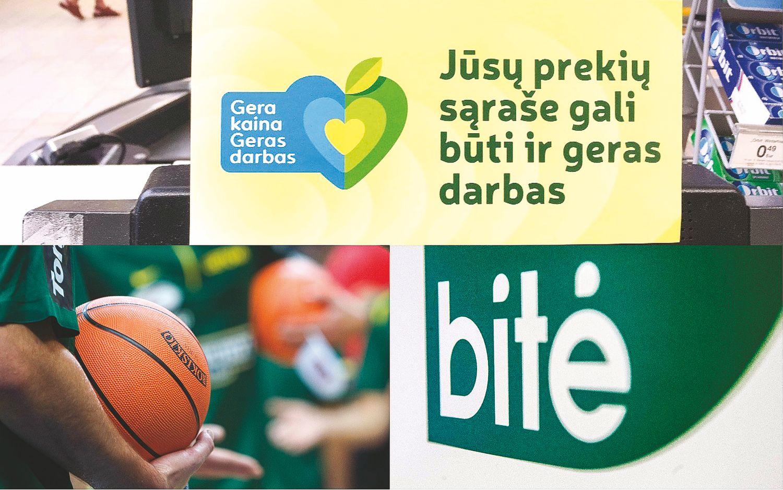 """Kritika krepšinio reklamoms, pliusas – """"Iki"""" ir """"Bitei"""""""