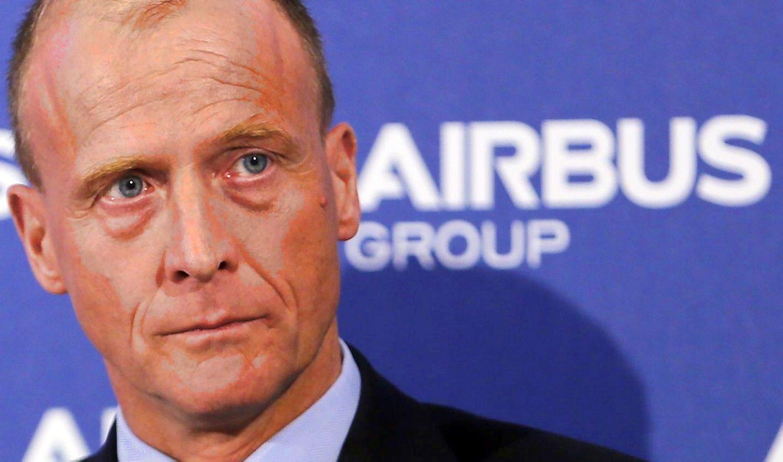 """Korupcijos skandaluose klimpstanti """"Airbus"""" ruošiasi sunkumams"""