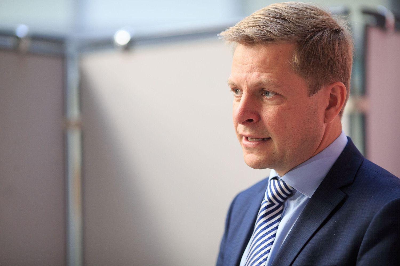 Pertvarkyta Vilniaus valdžia – konservatorius keičia LLRA