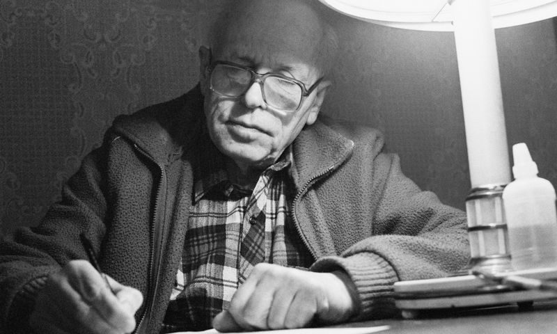 Andrejus Sacharovas (1921-1989). RIA Novosti nuotr.