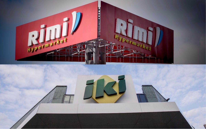 """Po """"Rimi"""" ir """"Iki"""" jungtuvių – nauji prekės ženklai"""