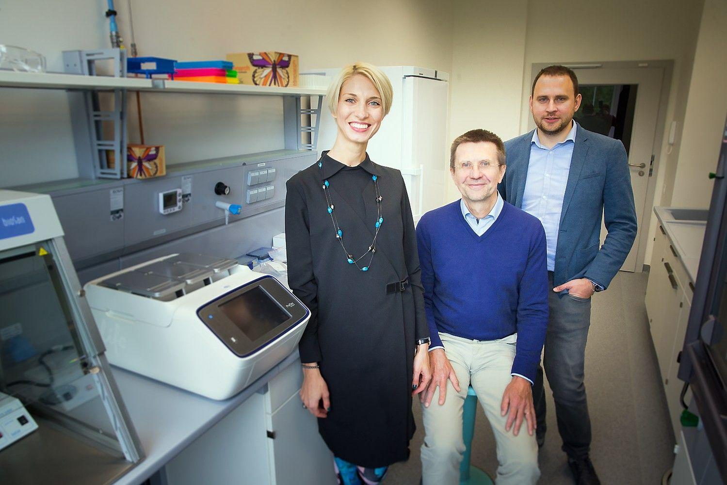 DNR žirklių kūrėjas Šikšnys įkūrė startuolį, kurioužnugaryje –JAV milžinė
