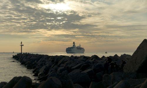Kruizų sezono pabaiga: paskutinis laivas neatplaukė, bet rezultatas vis tiek rekordinis