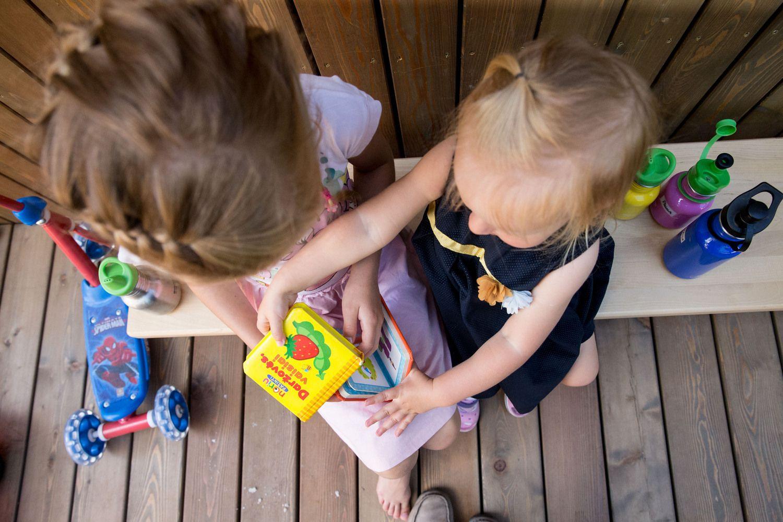 Visi auginantys vaikus tėvai tampa pašalpų gavėjais