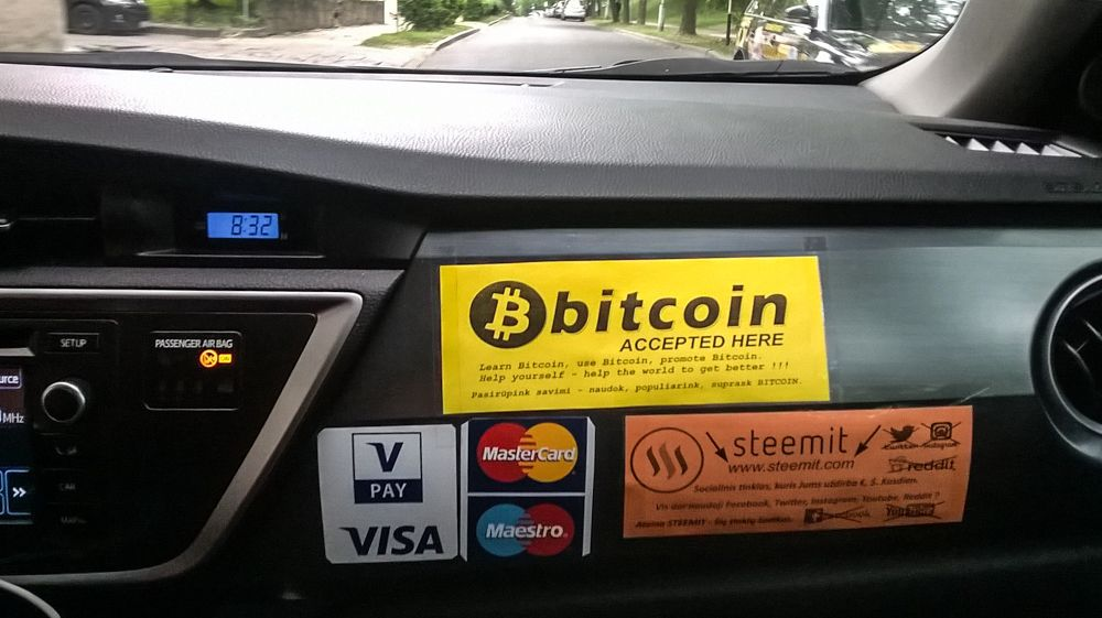 Savame kieme kriptovaliutų platintoju nebūsi