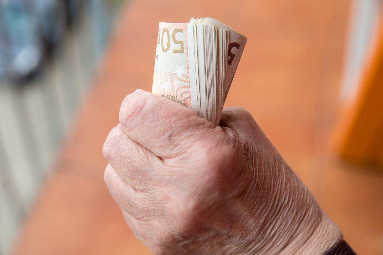 "Maksimali ""Sodros"" pensija artėja prie 1.000 Eur"