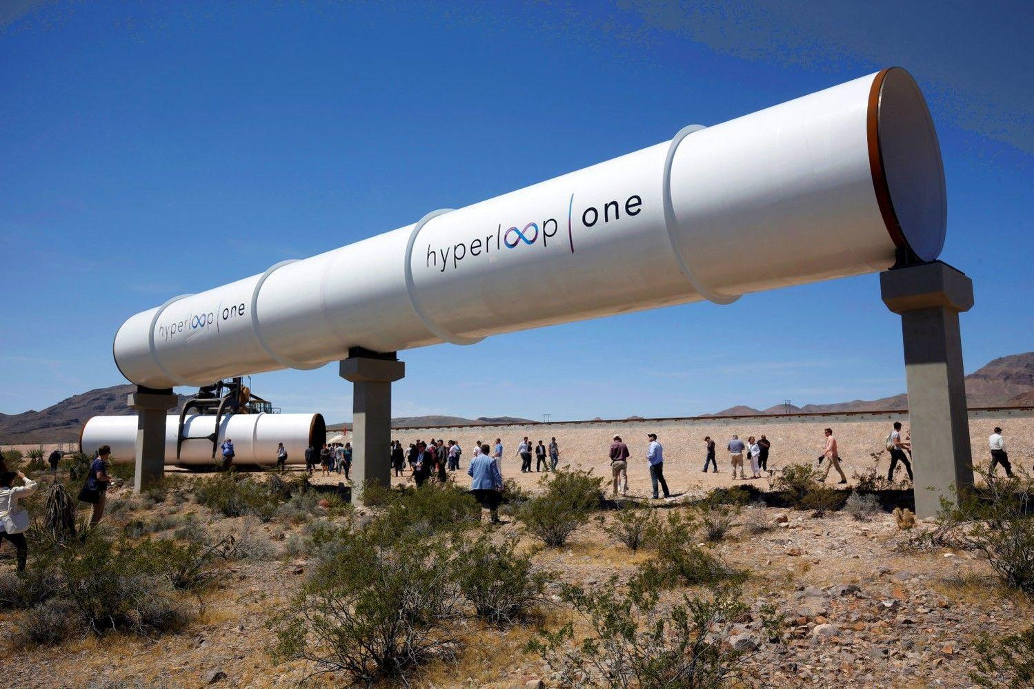 """""""Hyperloop One"""" atstovė žada maršrutą, susijusį su Vilniumi"""