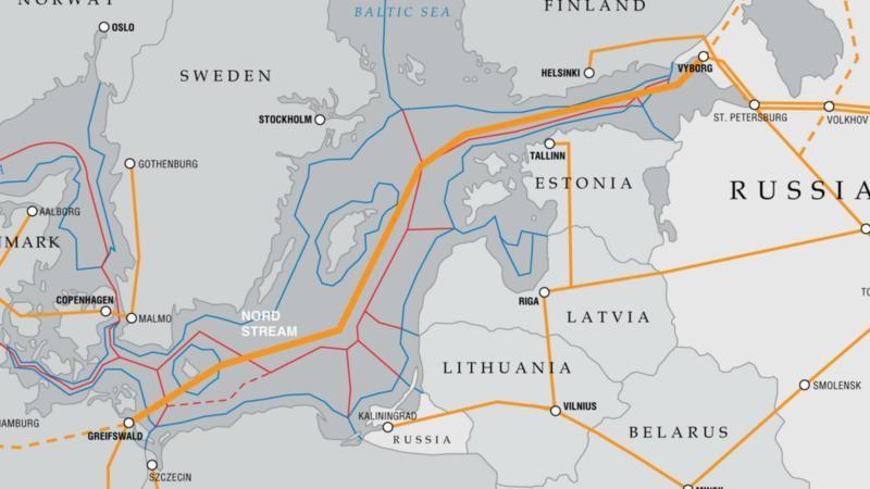 "Danija rengiasi blokuoti ""Nord Stream 2"""