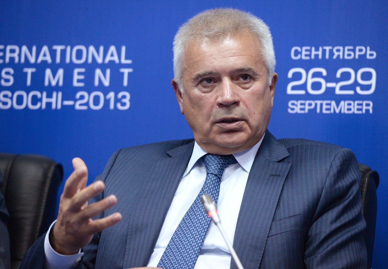 """""""Lukoil"""" vadovas mano, kad sankcijos Rusijai galios dar bent dešimtmetį"""