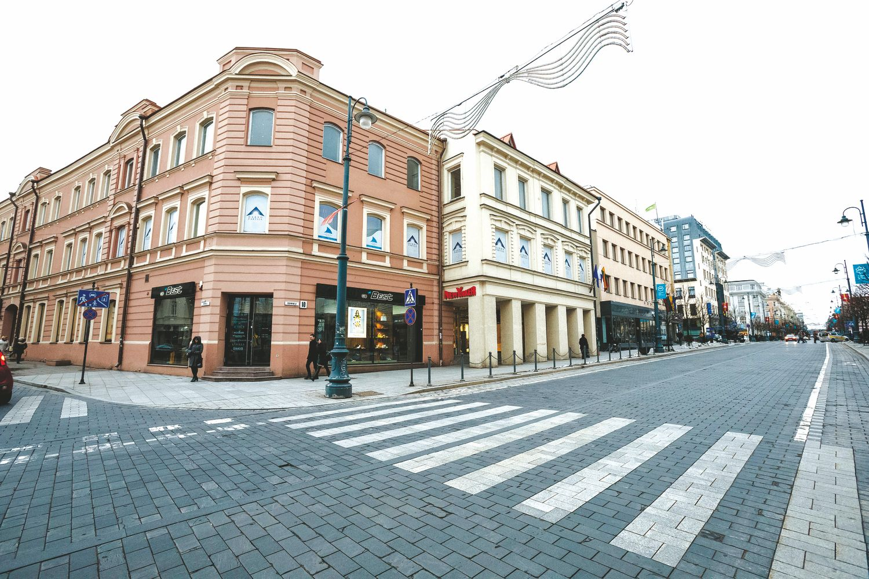 Vilniaus savivaldybė ant prekystalio deda buvusias partijų būstines
