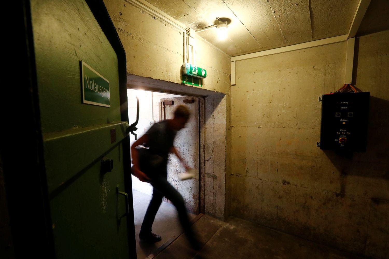 Iliustruotoji istorija: Archeologai rado vokiečių mirties bunkerį