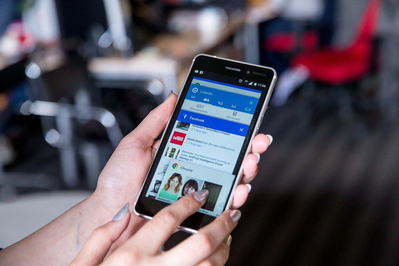 """Atrastas dar vienas išpirkos reikalaujantis """"Android"""" kenkėjas"""
